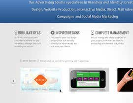 #9 untuk Wordpress Theme Design for Blue Baboon Advertising oleh cnlbuy