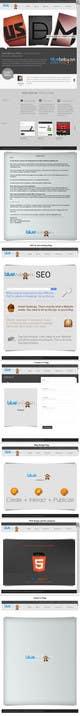 Miniatura da Inscrição nº                                                 47                                              do Concurso para                                                 Wordpress Theme Design for Blue Baboon Advertising