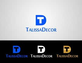 #294 para Design a Logo for Talissa por galihgasendra