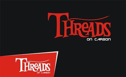 "#34 for Design a Logo for ""Threads"" af nomi2009"