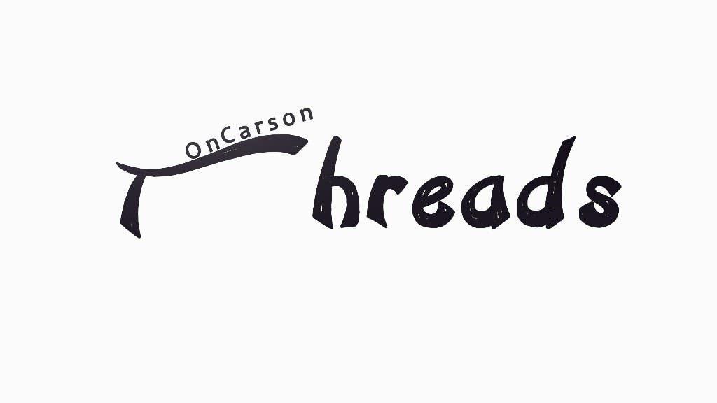 "Kilpailutyö #41 kilpailussa Design a Logo for ""Threads"""