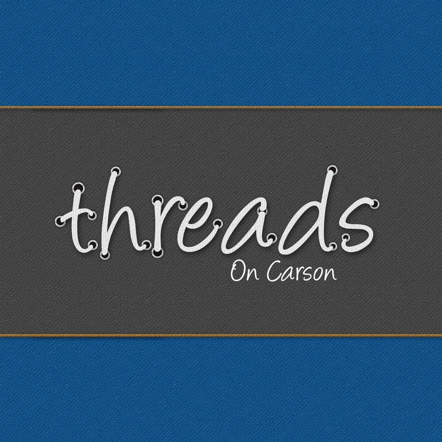 "Kilpailutyö #55 kilpailussa Design a Logo for ""Threads"""