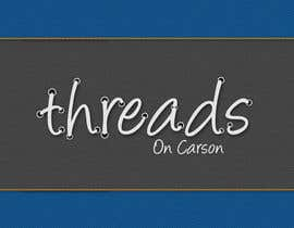 "#55 for Design a Logo for ""Threads"" af janssenpanizales"