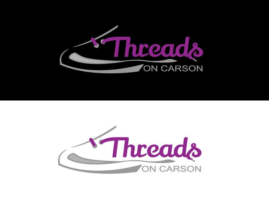 "Kilpailutyö #30 kilpailussa Design a Logo for ""Threads"""