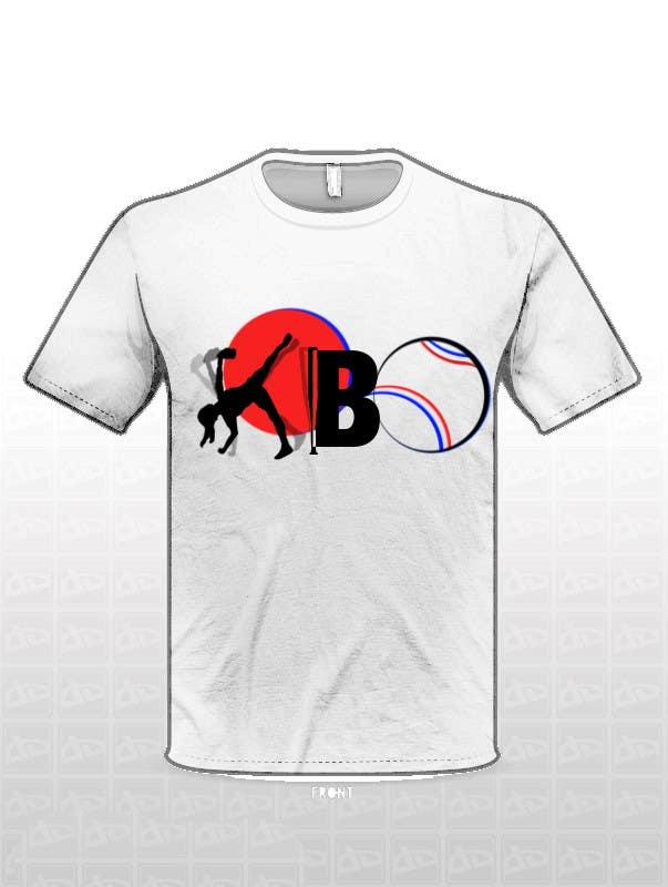 #19 for Design a T-Shirt for a Korean baseball website by sonjit43