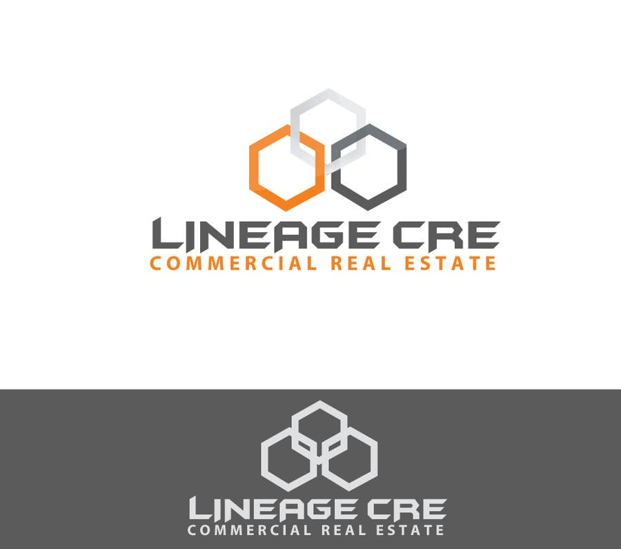 #202 for Design a Logo for Lineage CRE by afsarhossan