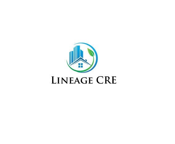 #35 for Design a Logo for Lineage CRE by thimsbell