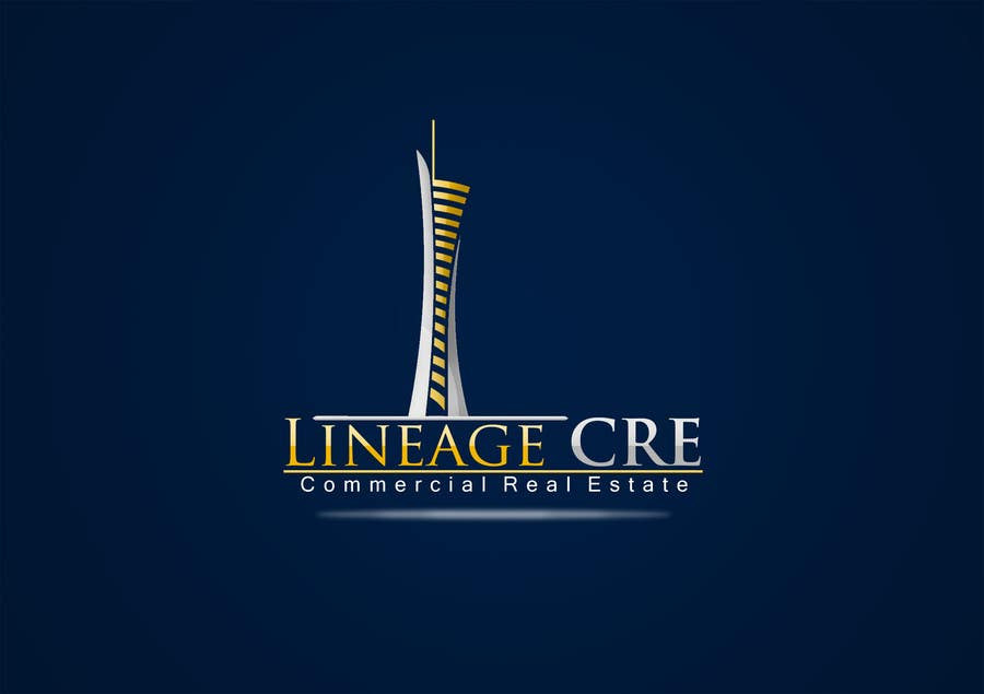 #95 for Design a Logo for Lineage CRE by KhalfiOussama