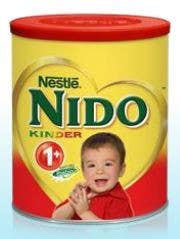 Contest Entry #2 for Find me a Supplier for NIDO MILK POWDER PLUS ONE