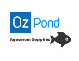 #4 untuk Design a Logo for Oz Pond and Aquarium Supplies oleh pikhaltienphuc