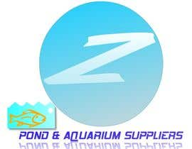 #85 untuk Design a Logo for Oz Pond and Aquarium Supplies oleh shivashankar93