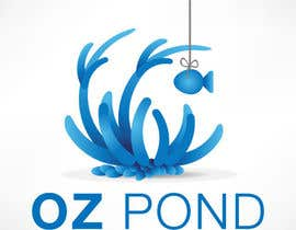 #17 for Design a Logo for Oz Pond and Aquarium Supplies af ChristianTorino