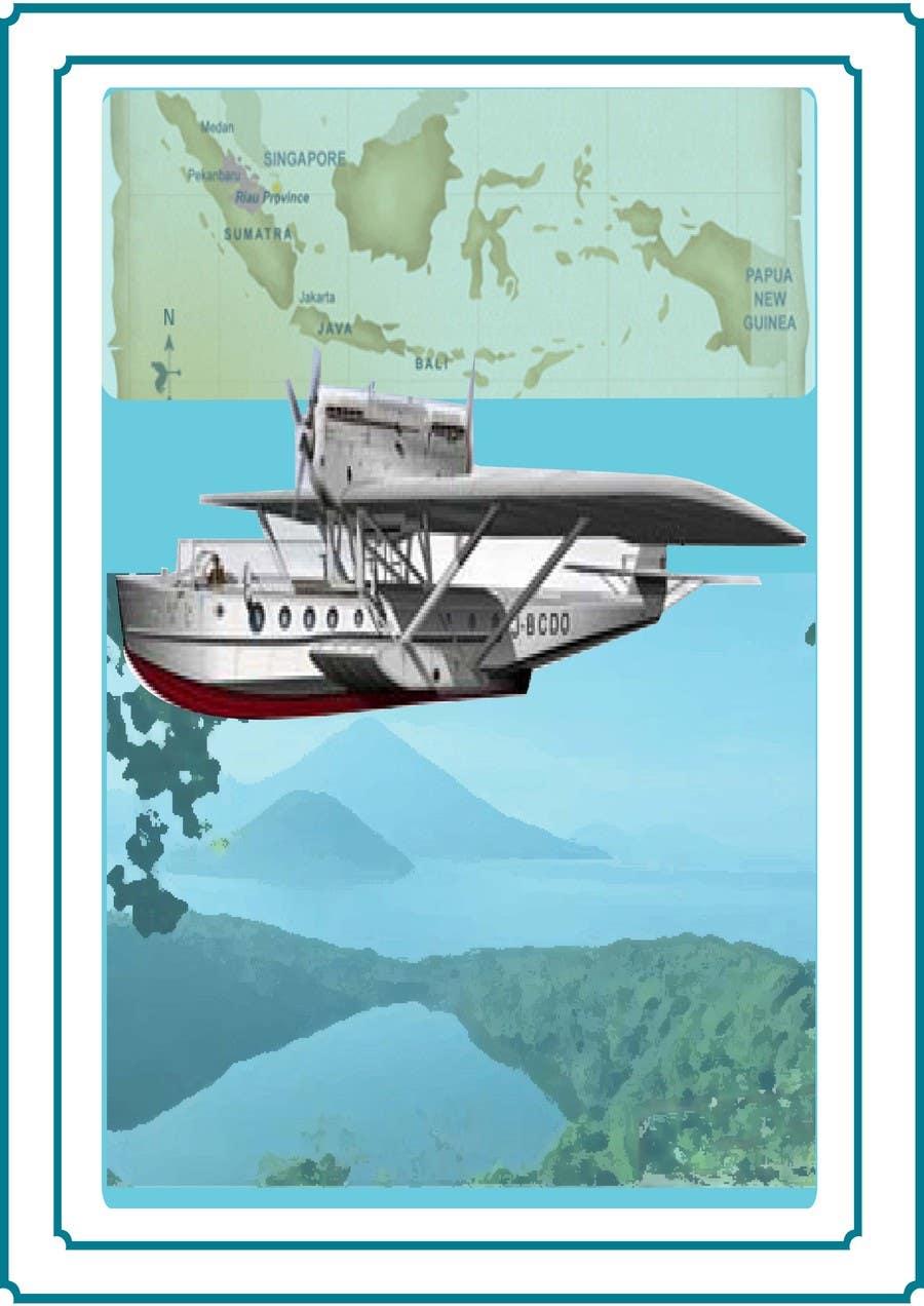 #3 for Design retro travel poster by zahrazibarazzzz