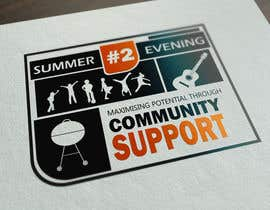 #138 for Design a Logo for a community school event (Summer Evening #2) by damirparic