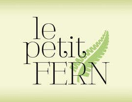 #51 for Design a Logo for le petit fern af KelDelp