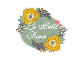 #202 para Design a Logo for le petit fern por silverpendesigns