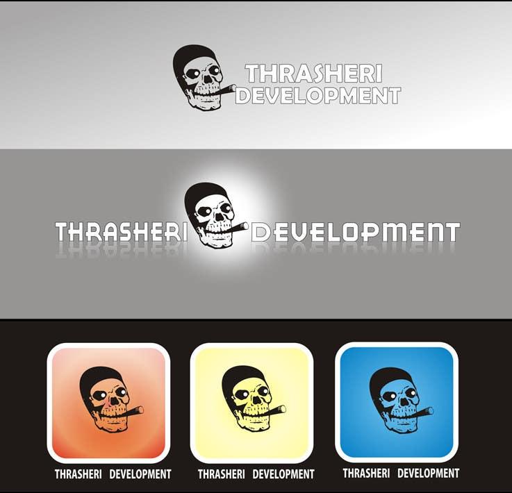 Bài tham dự cuộc thi #                                        24                                      cho                                         Design a Logo for Thrasheri Development