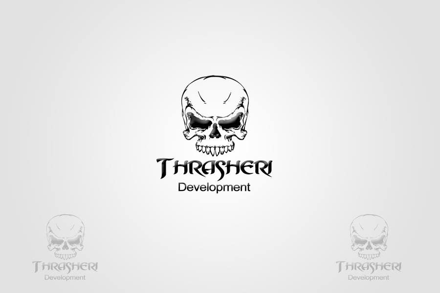 #73 for Design a Logo for Thrasheri Development by clickstec