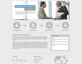 sudee1976 tarafından Design and build Website for Investment Finance Group için no 24