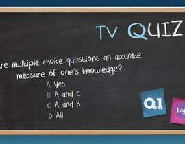 #22 para Tv quiz backround por DanaDouqa