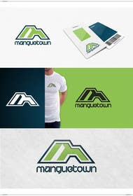 #9 for Logo design + Cover image for Facebook recycled-clothes shop by basemamer