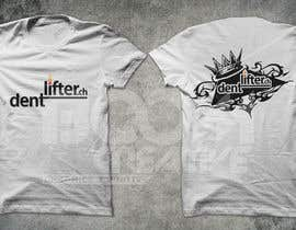 #1 para T-Shirt design for dentlifter por armanlim