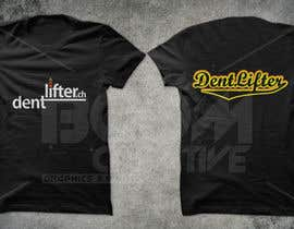 #28 for T-Shirt design for dentlifter af armanlim