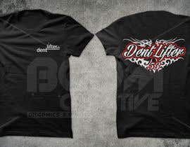 #32 for T-Shirt design for dentlifter by armanlim