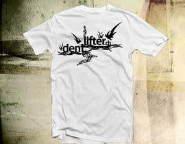 #10 for T-Shirt design for dentlifter by five55555