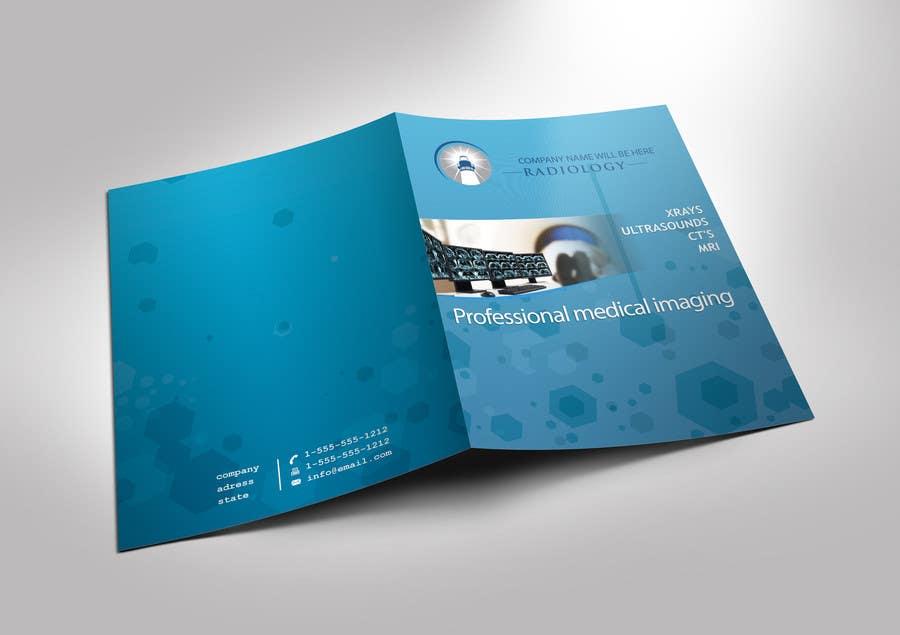 Inscrição nº                                         13                                      do Concurso para                                         Design a presentation folder for medical imaging company