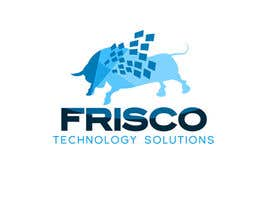 #72 para 5 Hrs LEFT! Guaranteed Logo CONTEST! -=>Frisco Technology Solutions por AnaCZ