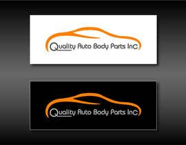 #20 para Design a Logo for Quality Auto Body Parts Inc. por Remon1199