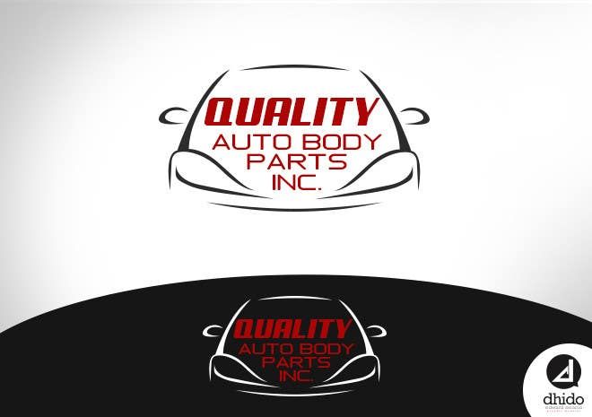 #21 for Design a Logo for Quality Auto Body Parts Inc. by dhido