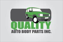 Contest Entry #1 for Design a Logo for Quality Auto Body Parts Inc.