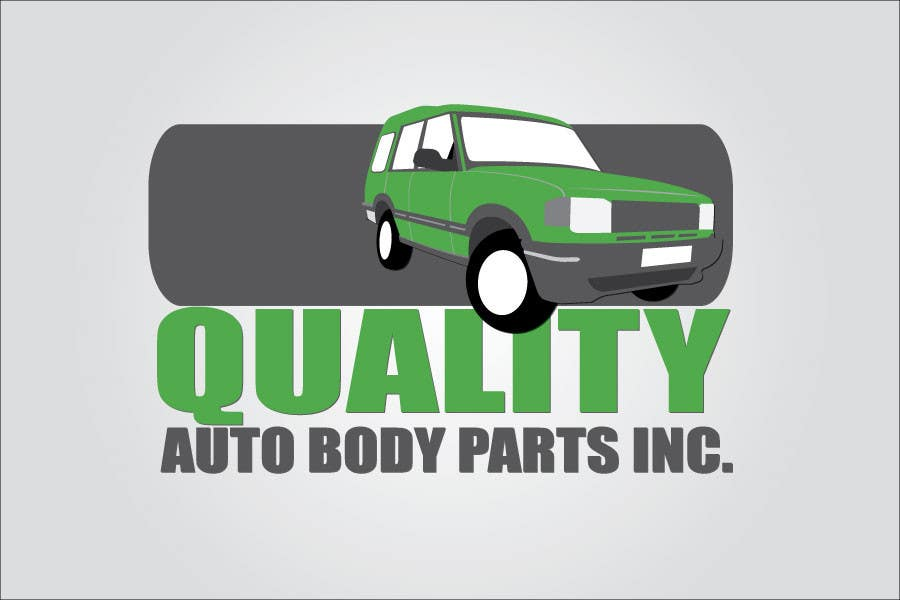 #1 for Design a Logo for Quality Auto Body Parts Inc. by dannnnny85