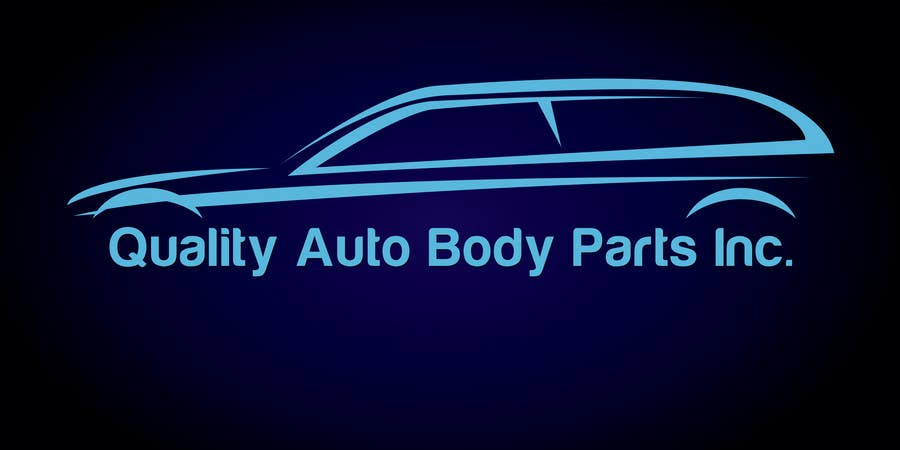 #17 for Design a Logo for Quality Auto Body Parts Inc. by rivemediadesign