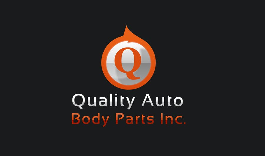 #25 for Design a Logo for Quality Auto Body Parts Inc. by developingtech