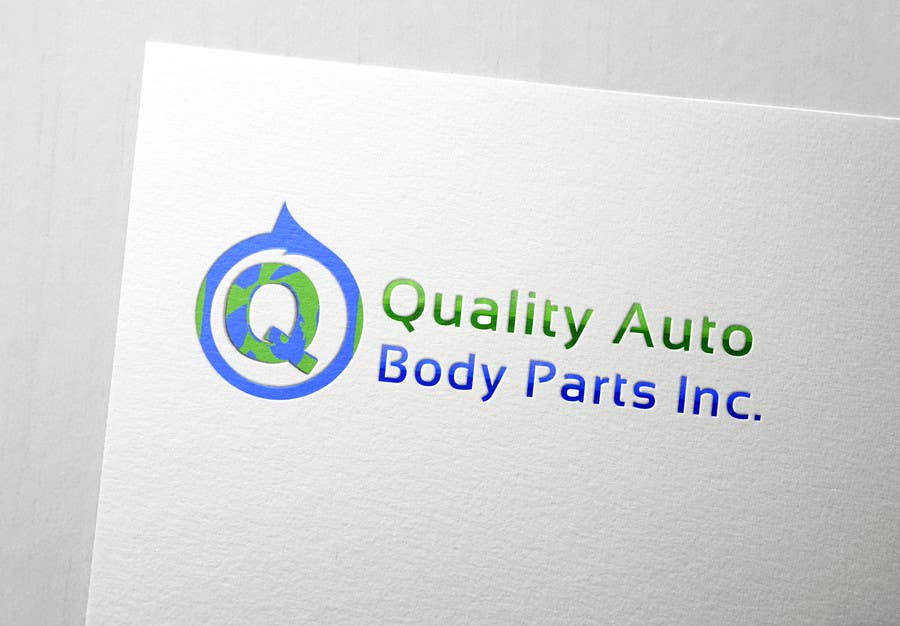 #28 for Design a Logo for Quality Auto Body Parts Inc. by developingtech