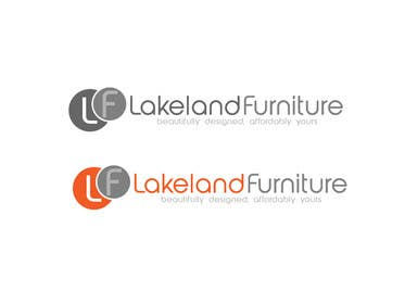 #285 untuk Design a Logo for Lakeland Furniture oleh rraja14
