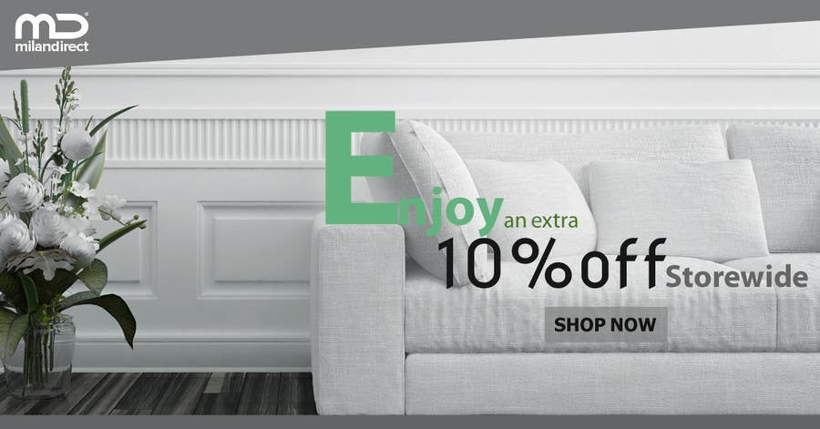 Entry #62 by amrutaghadi for Create 18 Banners for Furniture ...