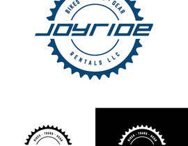 #282 for Design a Logo for JoyRide Rentals by rainhasntstop