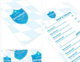 #7 para Design a Menu and Business Card for a Bavarian Restaurant and Beer Garden por ibib