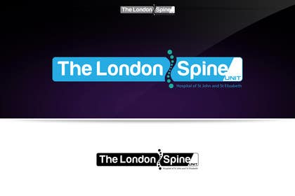 #41 for Design a Logo for London Spine Unit by aquariusstar
