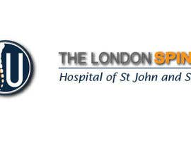 #40 para Design a Logo for London Spine Unit por nicoscr