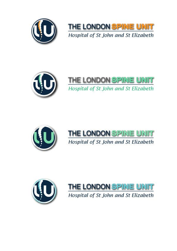 #45 for Design a Logo for London Spine Unit by nicoscr