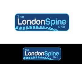 #28 para Design a Logo for London Spine Unit por AnaKostovic27