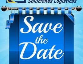 #63 para Diseño de un Save the Date para evento de aniversario de gerardoargenis