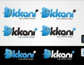 #523 for Logo Design for Dkkani by NaufalNasiri