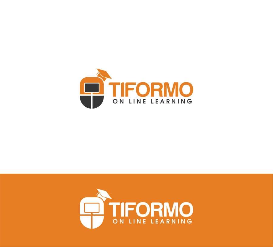 Kilpailutyö #16 kilpailussa Logo design for www.tiformo.com
