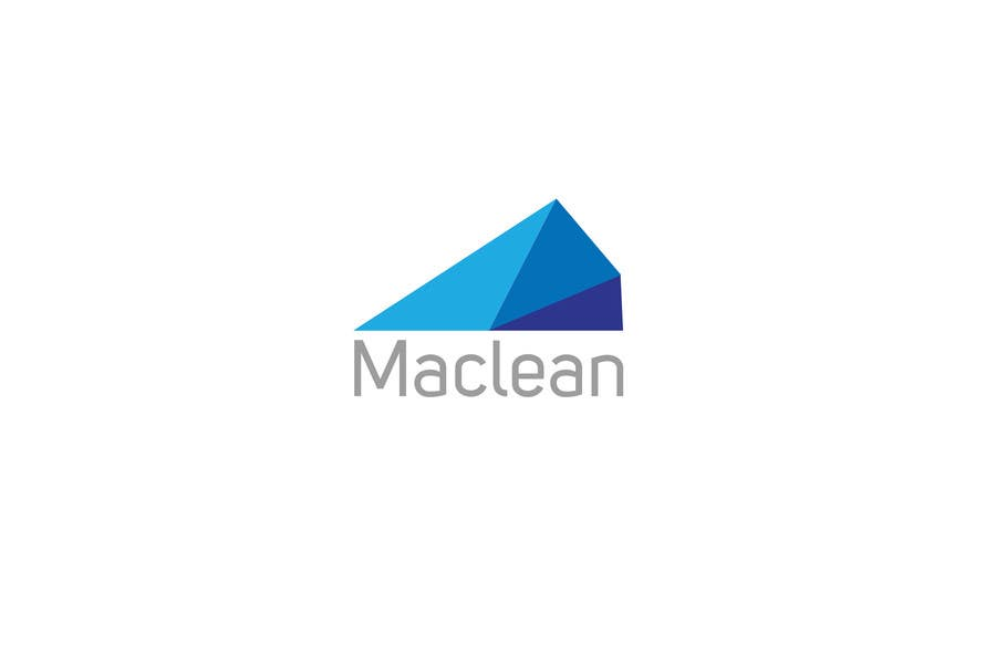 #481 for Design a Logo for Maclean by alamin1973